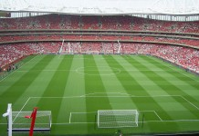 Emirates Stadium, casa dell'Arsenal, fonte Wikimedia Commons