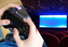Videogame e Film. Fonte Pixabay e Wikipedia