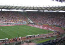 Stadio Olimpico di Roma, fonte By Gaúcho - Own work, CC BY-SA 3.0, https://commons.wikimedia.org/w/index.php?curid=2348296