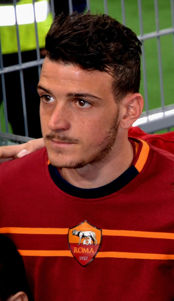 Alessandro Florenzi, fonte By Wolf at Italian Wikipedia, CC BY-SA 4.0, https://commons.wikimedia.org/w/index.php?curid=39782106
