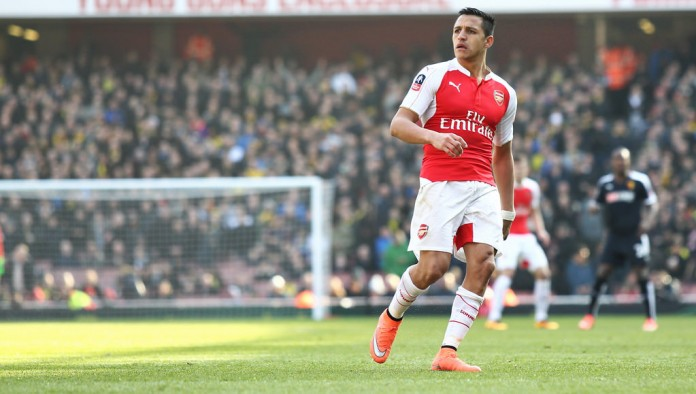 Alexis Sanchez, fonte Flickr