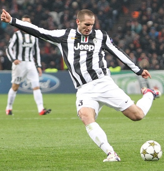Giorgio Chiellini, fonte By Football.ua, CC BY-SA 3.0, https://commons.wikimedia.org/w/index.php?curid=23041447