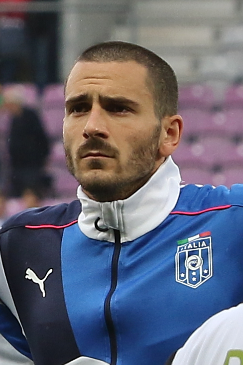 Leonardo Bonucci, fonte By Clément Bucco-Lechat - Own work, CC BY-SA 3.0, https://commons.wikimedia.org/w/index.php?curid=45172997
