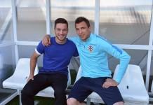Mario Mandzukic sul suo profilo Twitter