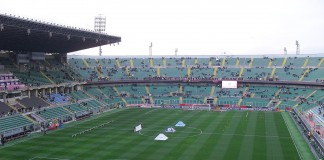 Stadio R.Barbera, Palermo, fonte By Giovanni.prinzi - Own work, CC BY-SA 4.0, https://commons.wikimedia.org/w/index.php?curid=35285777