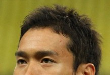 Yuto Nagatomo fonte foto: Di Майоров Владимир - http://www.soccer.ru/gallery/45233, CC BY-SA 3.0, https://commons.wikimedia.org/w/index.php?curid=16779911