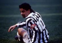 Roberto Baggio, Juventus, fonte Pubblico dominio, https://it.wikipedia.org/w/index.php?curid=4377308