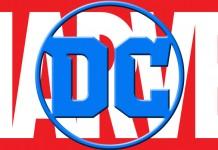 Logo Marvel Logo Dc fonte Wikipedia