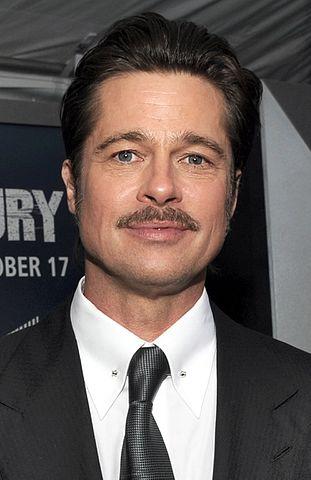 Brad Pitt, protagonista di
