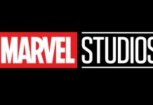 Marvel Studios logo, font Wimedia Commons