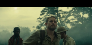 "Charlie Hunnam in ""Civiltà Perduta"", fonte screenshot youtube"