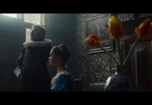 Tulip Fever, fonte screenshot youtube