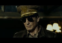 Liam Neeson in Operation Chromite, fonte screenshot youtube