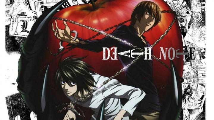 Anime di Death Note. Fonte Flickr.
