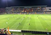 Stadio Ciro Vigorito, Benevento, fonte Di Granata92 - Opera propria, CC BY-SA 4.0, https://commons.wikimedia.org/w/index.php?curid=50939937