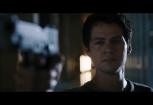 Dylan o'Brian in Maze Runner - La rivelazione, fonte screenshot youtube