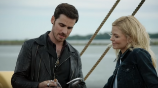Emma e Hook, fonte foto: you tube