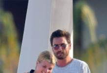 Scott Disick e Sofia Richie, Fonte Foto: Screenshot