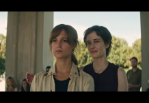 Alicia Vikander e Eva Green in Euphoria, fonte screenshot youtube