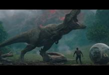 Jurassic World - Il regno distrutto, fonte screenshot youtube