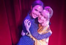 Arielle Kebbel e Julia Kebbel, fonte foto: screenshot