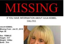 Arielle Kebbel annuncio della scomparsa di sua sorella Julia, fonte foto: instagram