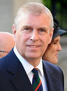 HRH The Duke of York attends a service of remembrance at St Annes Cathedral Belfast this evening (Monday) to mark the centenary of the start of the First World War..Photo by Aaron McCracken/Harrisons