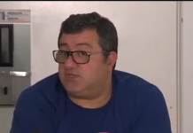 Mino Raiola, fonte Youtube