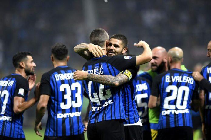 esultanza Inter