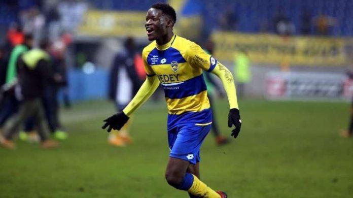 Lucien AGoumè