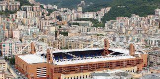 Stadio Luigi Ferraris, casa di Genoa e Sampdoria