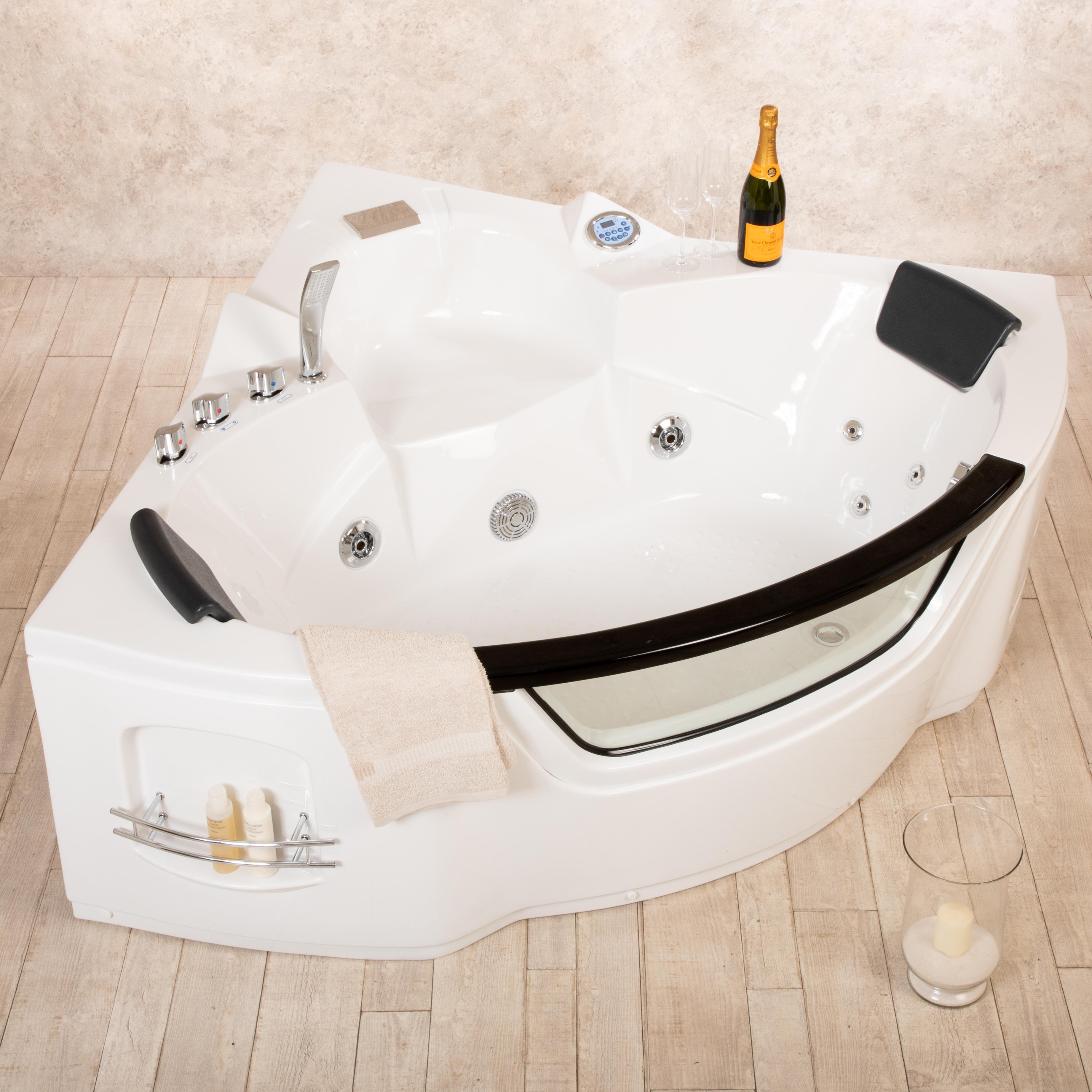 3 consigli per acquistare una nuova vasca idromassaggio: offerte da ...