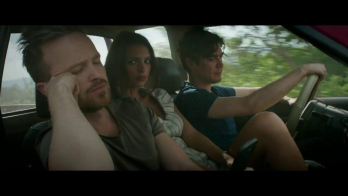 Aaron Paul, Emily Ratajkowski e Riccardo Scamarcio in