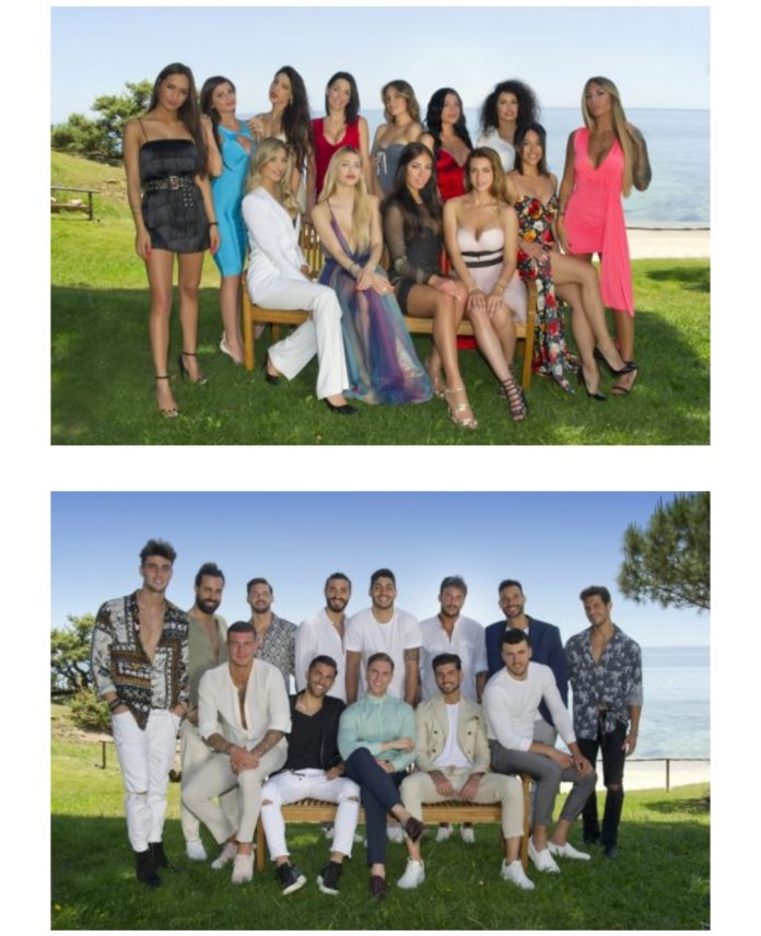 Temptation Island. Fonte: screenshot isa e chia