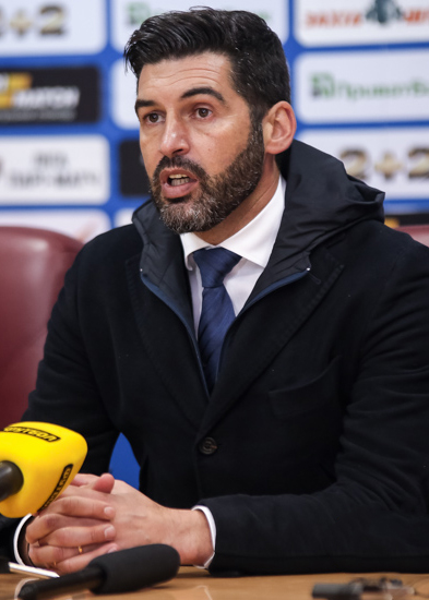 Paulo Fonseca, fonte Wikipedia