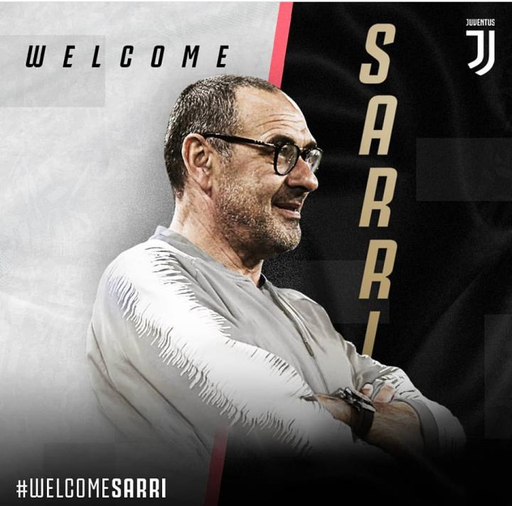 Sarri, Juve, fonte profilo Instagram ufficiale Juventus
