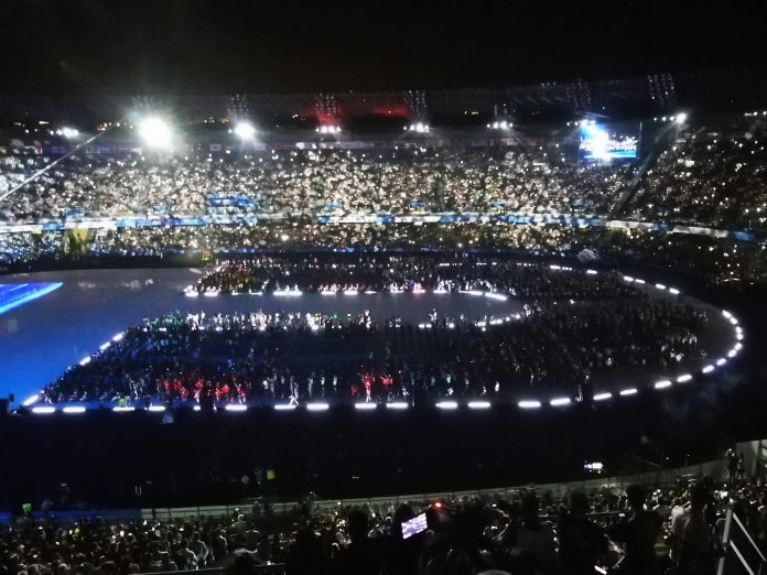 Universiadi 2019 a Napoli