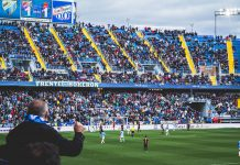Stadio La Rosaleda di Málaga, foto Wikipedia