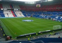 Parc OL, Stadio del Lione, fonte Di Noixdecoco99 - Opera propria, CC BY-SA 4.0, https://commons.wikimedia.org/w/index.php?curid=48887853