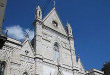 Duomo di Napoli, fonte Di Luca Aless - Opera propria, CC BY-SA 4.0, https://commons.wikimedia.org/w/index.php?curid=34212385