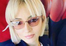 Veronica Peparini, Selfie dal suo profilo Instagram