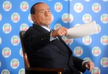 Berlusconi positivo