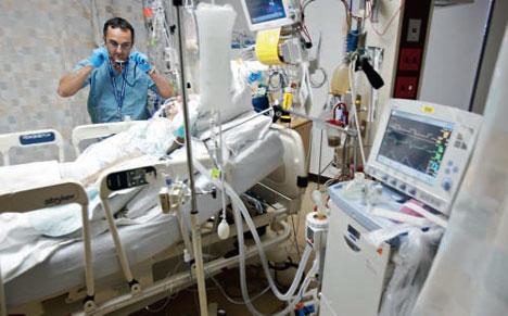 Allarme terapie intensive, Saturazione terapia intensiva, Medici positivi, Sovraffollamento delle terapie intensive