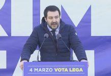 Salvini all'attacco