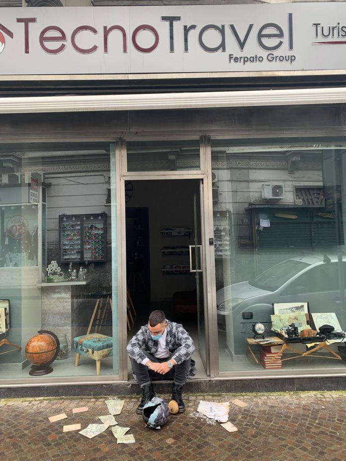 Frattamaggiore: giovane imprenditore si sfoga sul web
