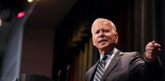 Prime azioni di Joe Biden