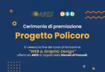 Cerimonia di premiazione Progetto Policoro