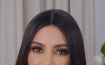 Kim Kardashian nel 2019